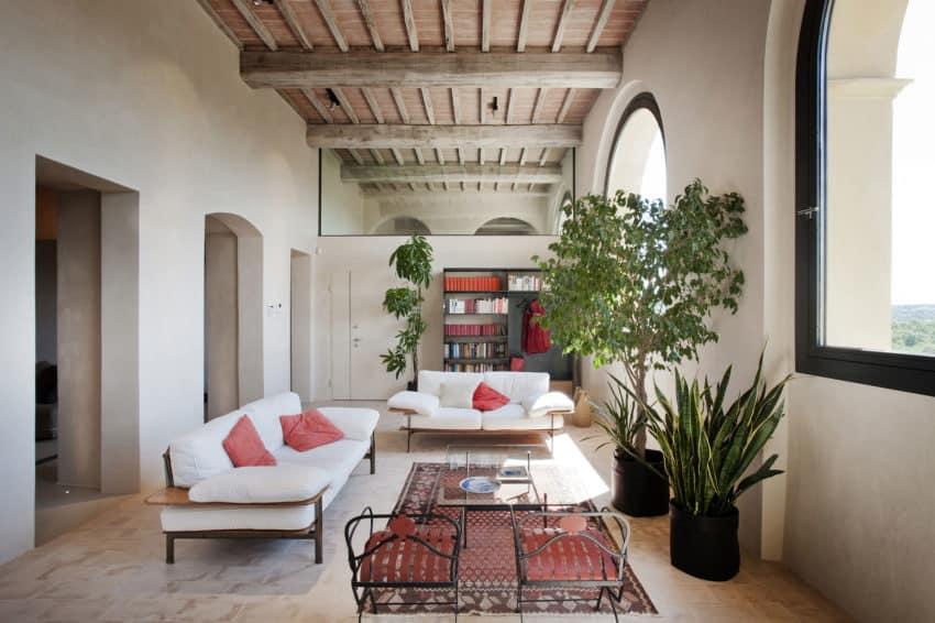 Villa in Monteriggioni by CMTarchitects (3)