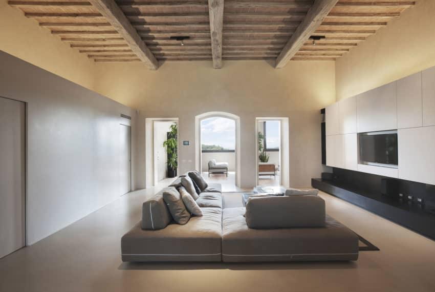 Villa in Monteriggioni by CMTarchitects (4)