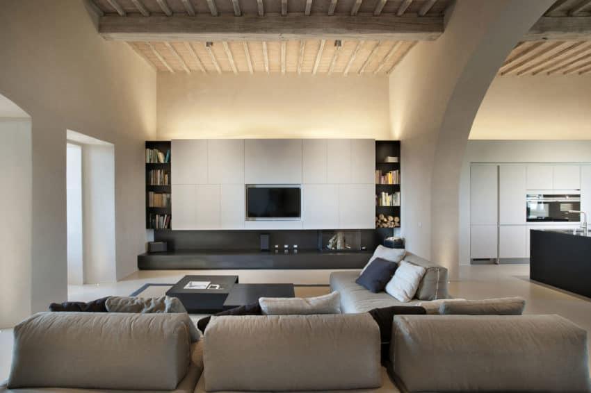 Villa in Monteriggioni by CMTarchitects (6)