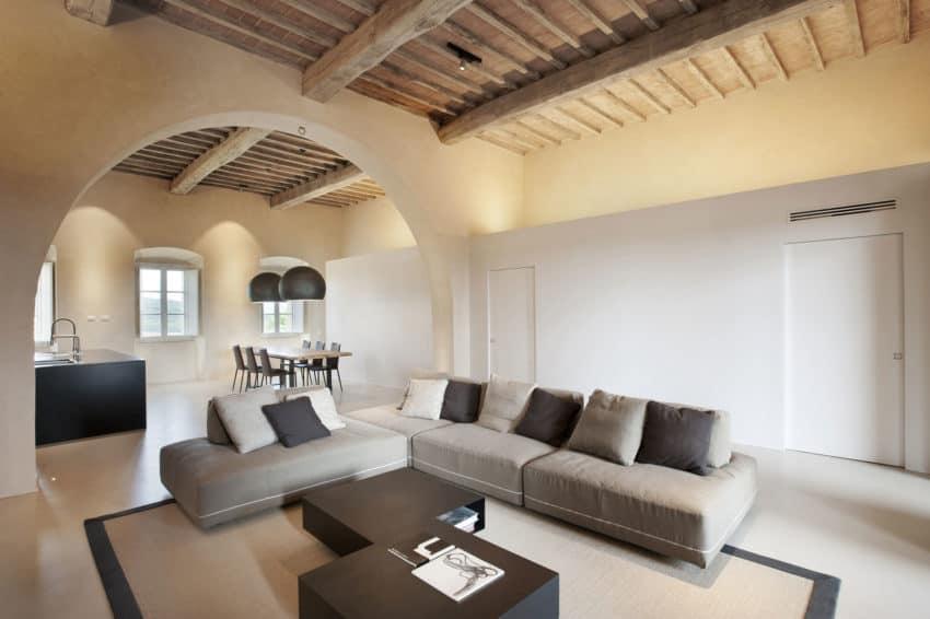 Villa in Monteriggioni by CMTarchitects (8)