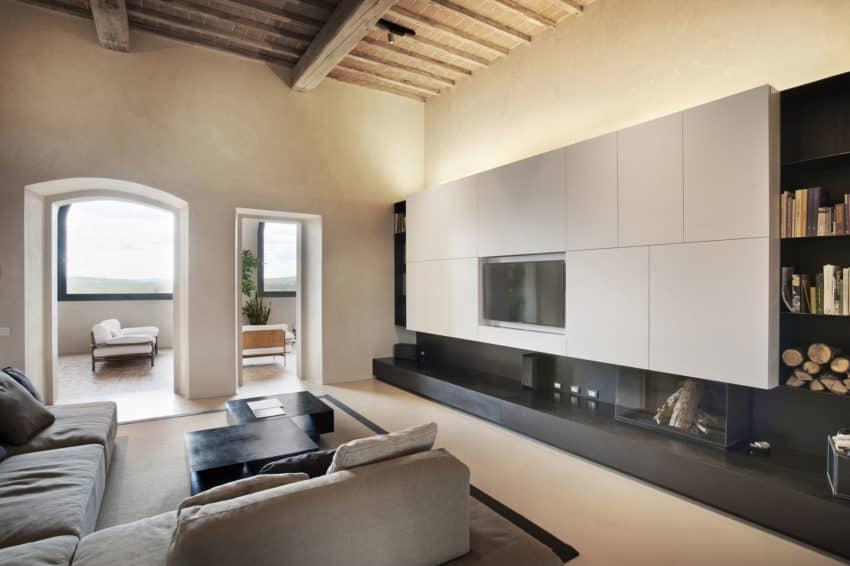 Villa in Monteriggioni by CMTarchitects (9)