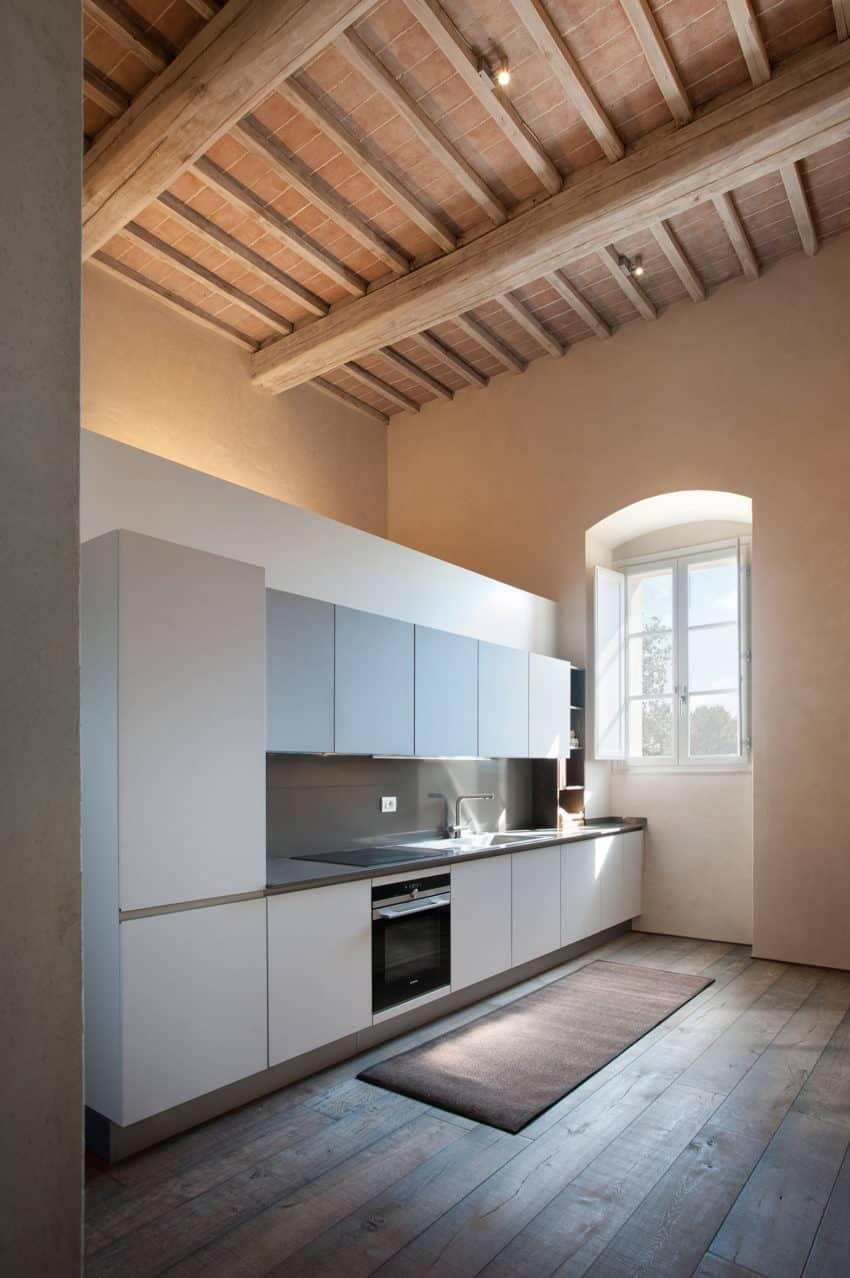 Villa in Monteriggioni by CMTarchitects (11)