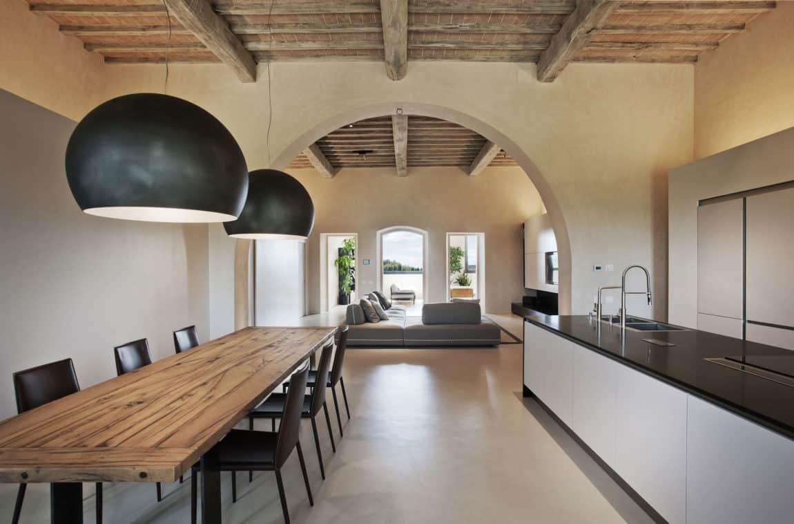 Villa in Monteriggioni by CMTarchitects (14)