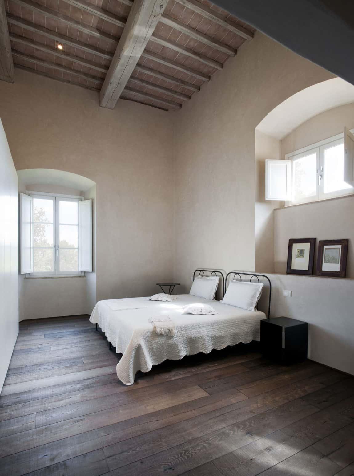 Villa in Monteriggioni by CMTarchitects (19)