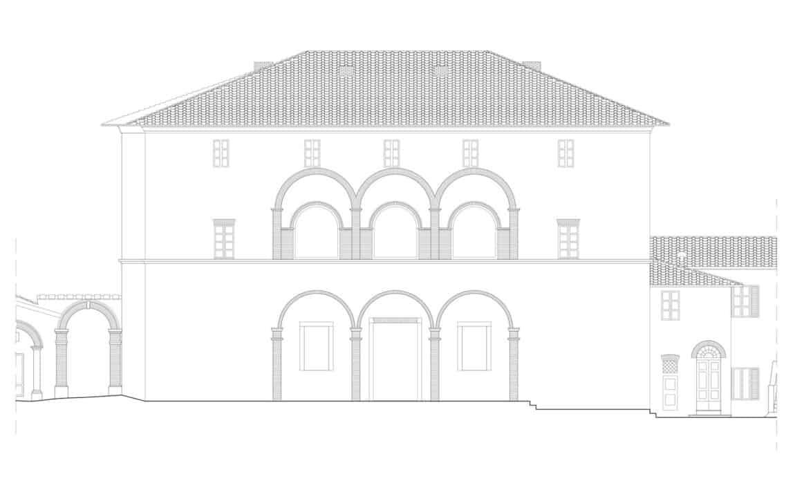 Villa in Monteriggioni by CMTarchitects (23)