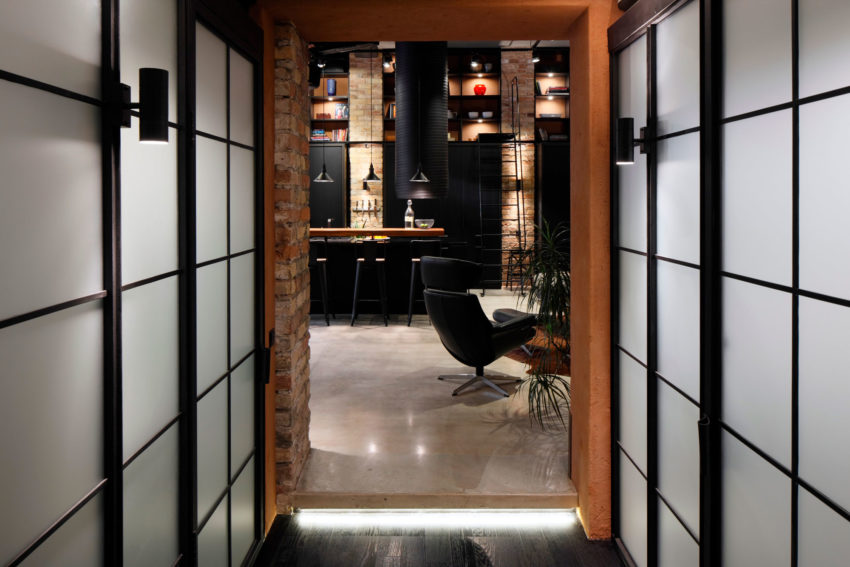 Apartment UV by OPEN AD - Architecture and Design (2)