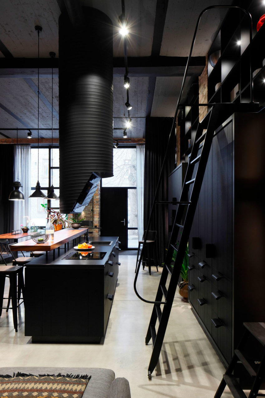 Apartment UV by OPEN AD - Architecture and Design (5)