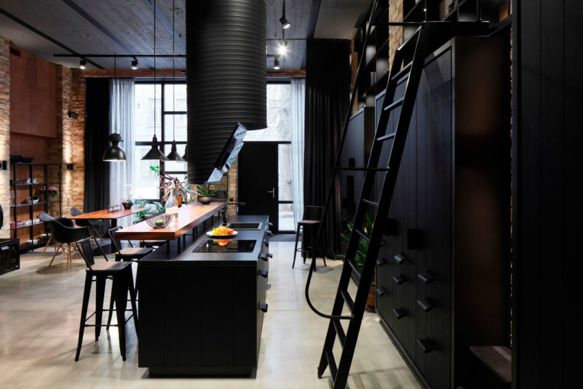 Apartment UV by OPEN AD - Architecture and Design (6)