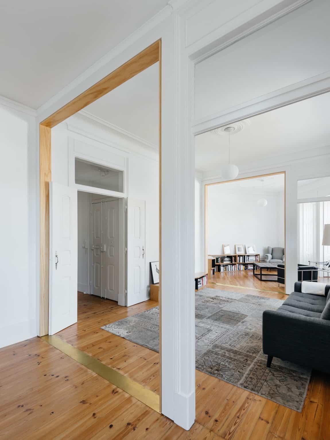 Apartment in Estrela by Aurora Arquitectos (2)