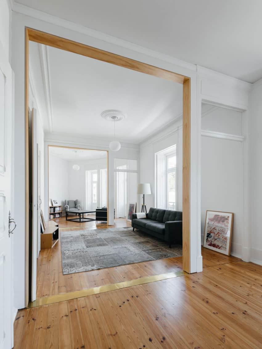 Apartment in Estrela by Aurora Arquitectos (3)