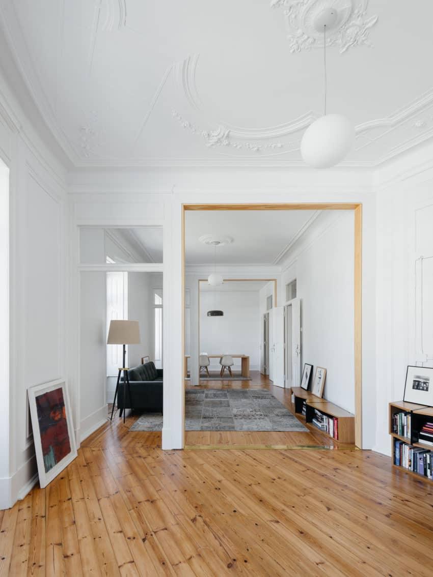 Apartment in Estrela by Aurora Arquitectos (6)
