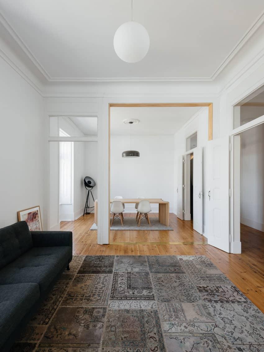 Apartment in Estrela by Aurora Arquitectos (7)