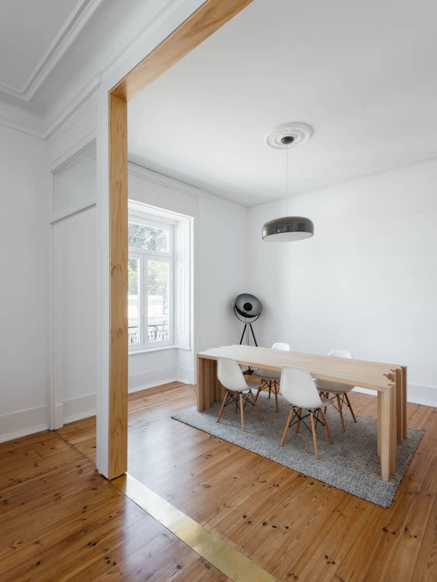 Apartment in Estrela by Aurora Arquitectos (9)