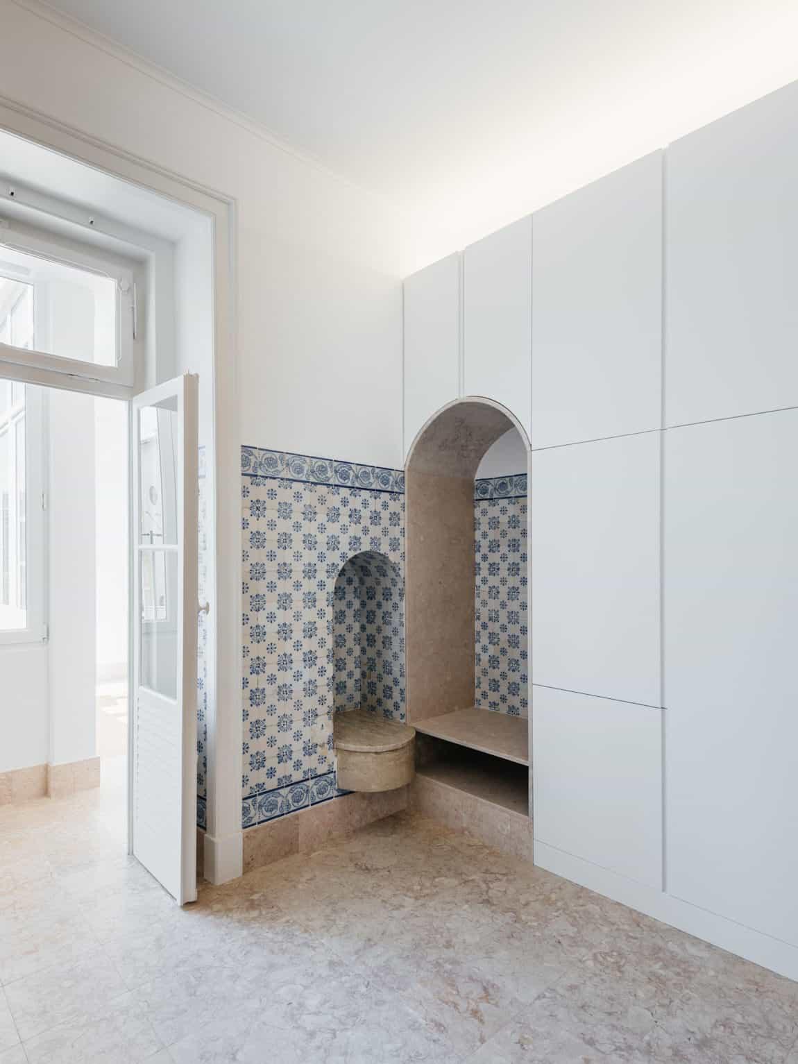 Apartment in Estrela by Aurora Arquitectos (13)