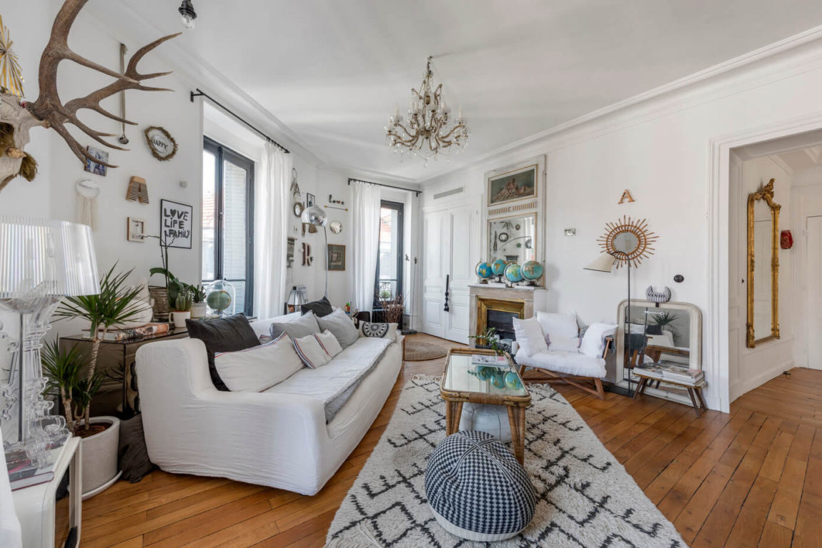 Apartment in Lyon by Alexandra Tamburini (4)