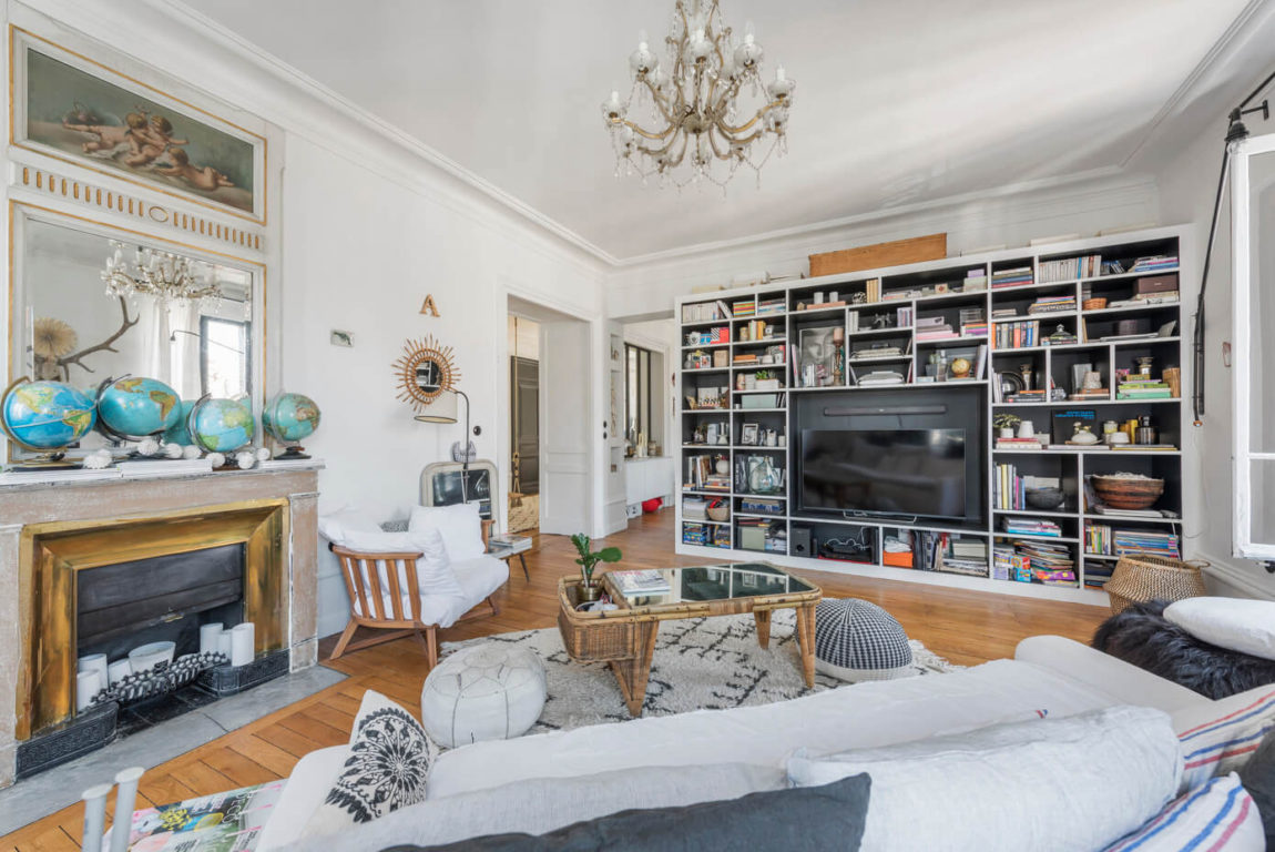 Apartment in Lyon by Alexandra Tamburini (5)