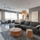 Apartment in Minsk by I-project (1)