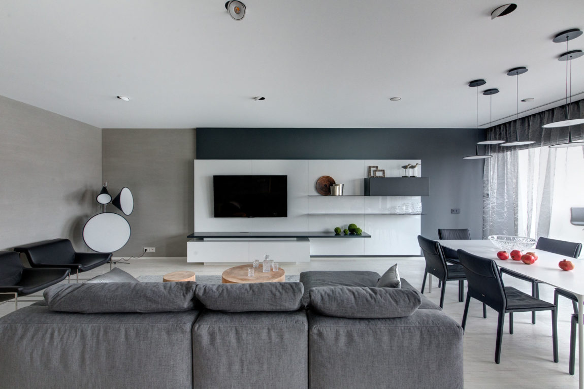 Apartment in Minsk by I-project (3)