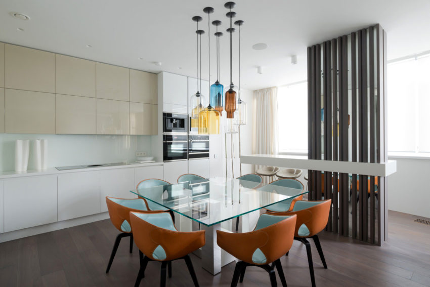 Apartment in Moscow by Alexandra Fedorova (5)
