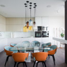 Apartment in Moscow by Alexandra Fedorova (6)