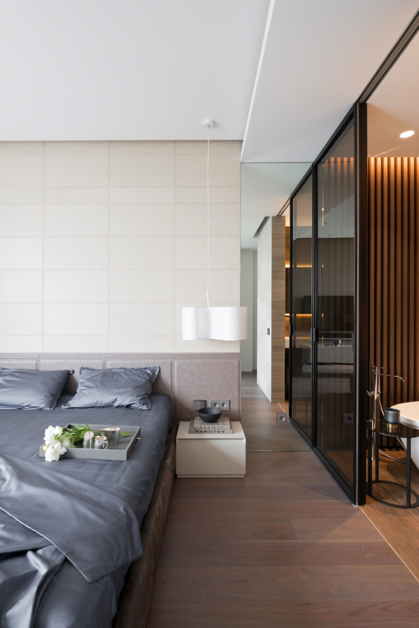 Apartment in Moscow by Alexandra Fedorova (8)
