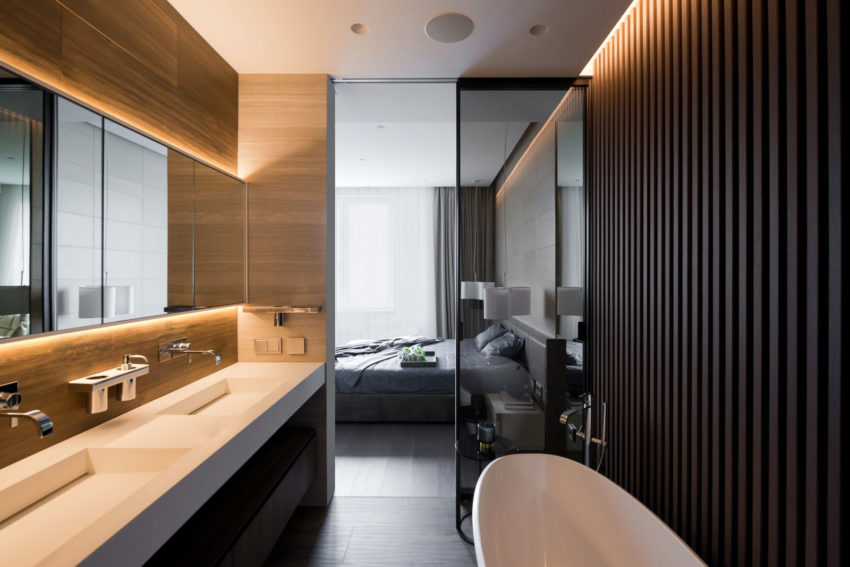 Apartment in Moscow by Alexandra Fedorova (16)