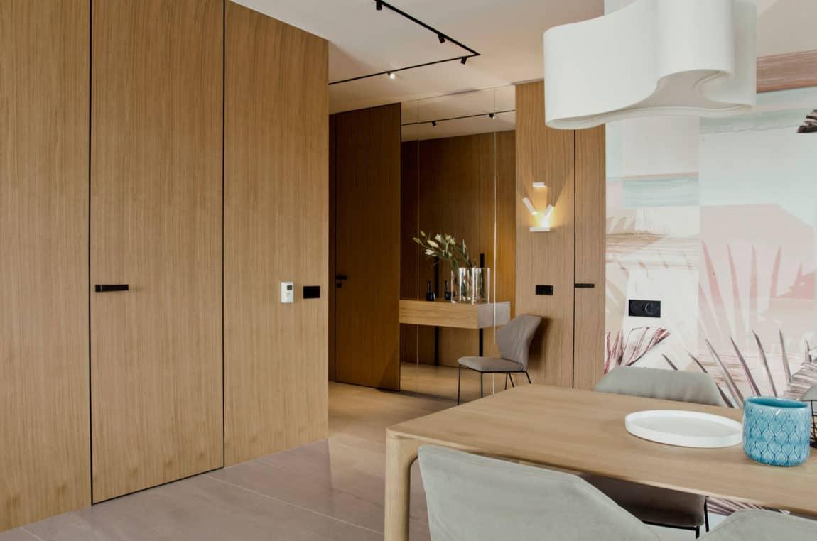 Apartment in Pastels by Izabela Gajewska (1)