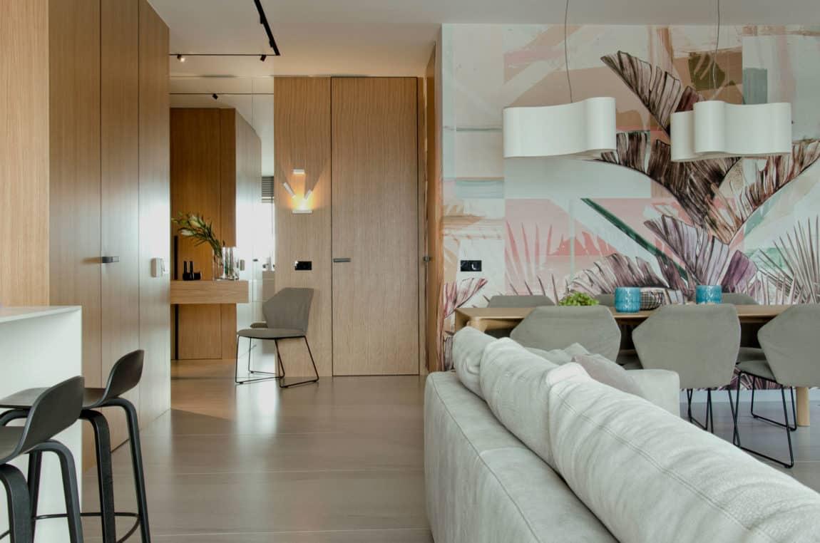 Apartment in Pastels by Izabela Gajewska (2)