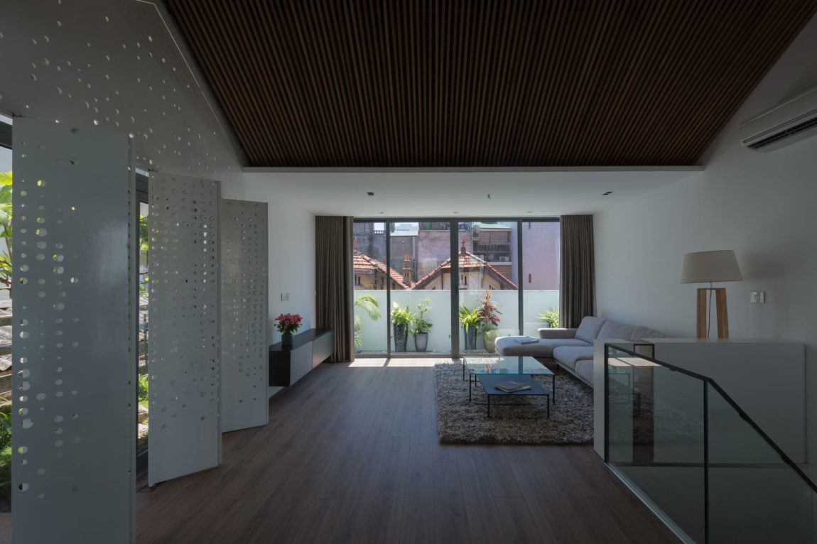 Attic Apartment by Tropikon (5)