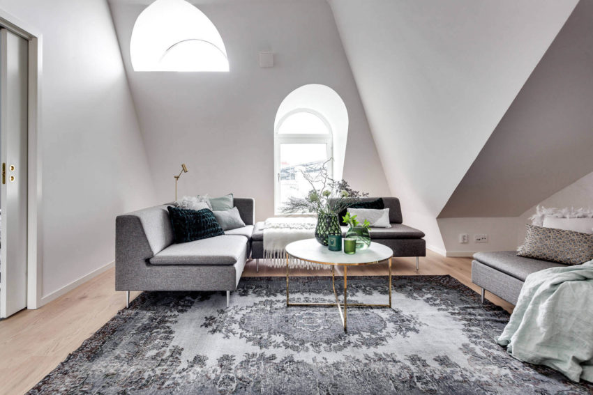 Attic Apartment in Stockholm by Concept Saltin (6)
