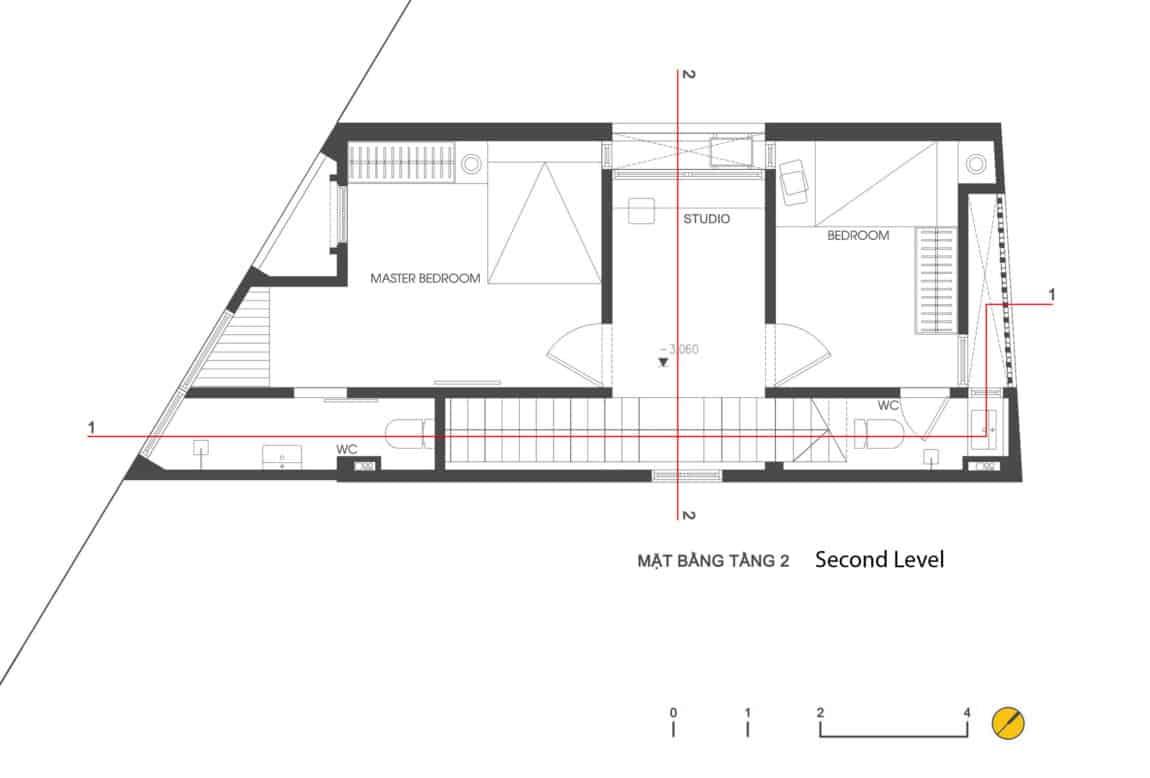 Binh House by Landmak Architecture (14)