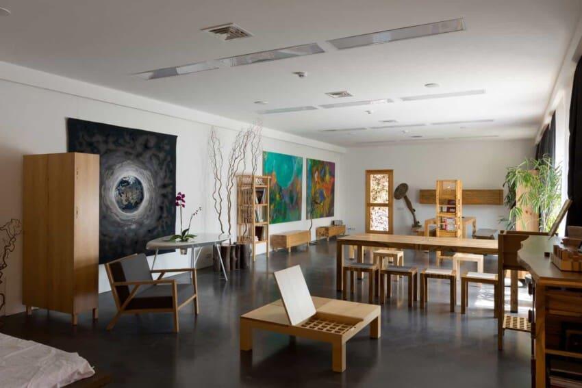 Bureau Workshop Showroom Ryntovt Design by Ryntovt Des (14)