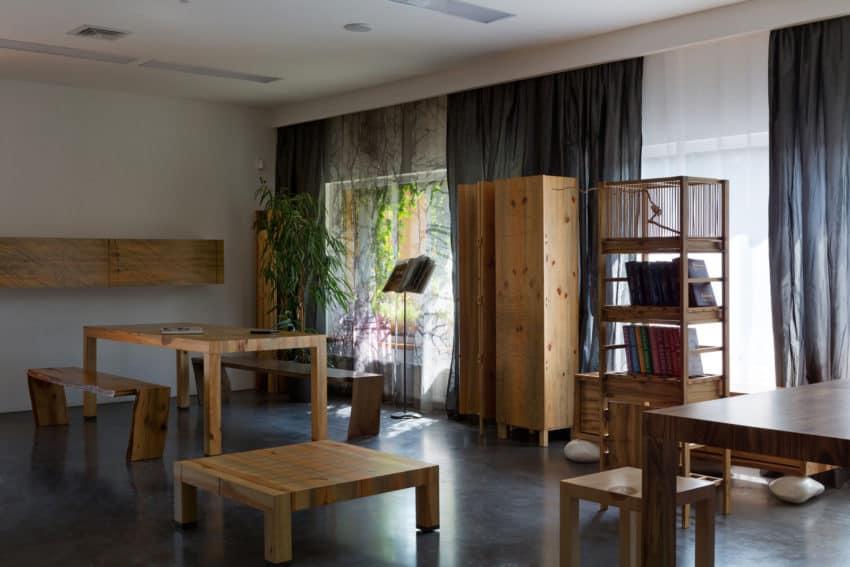 Bureau Workshop Showroom Ryntovt Design by Ryntovt Des (18)