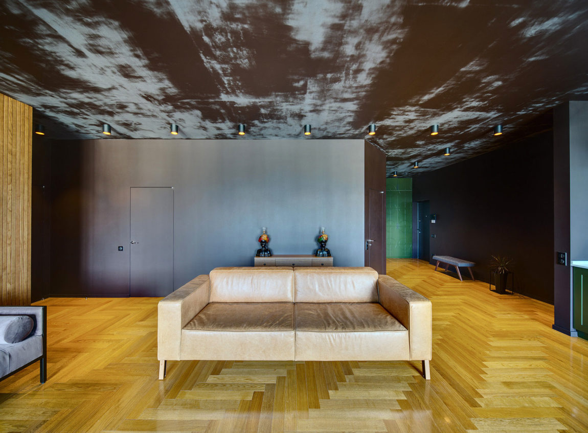Eclectic Apartment by U Concept (4)