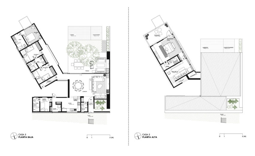 Five Houses by Weber Arquitectos (15)
