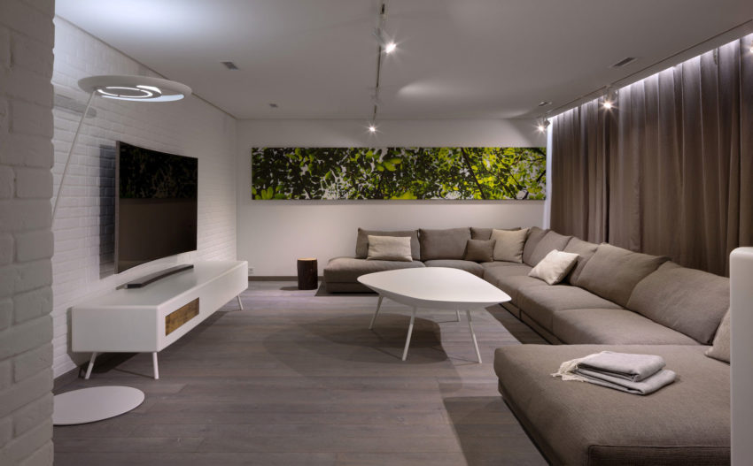 Four-Level Apartment in Kiev by Ryntovt Design (1)
