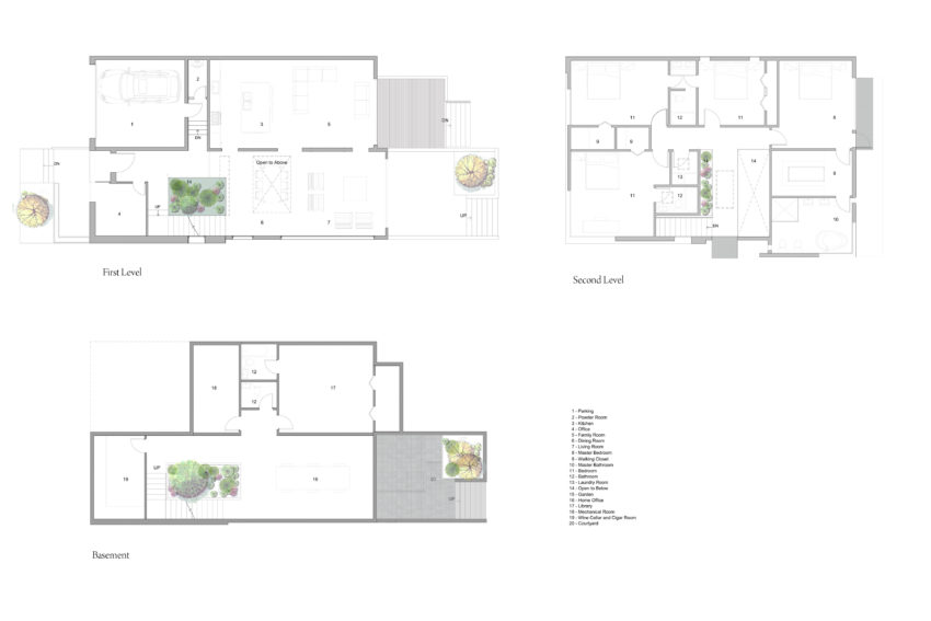 Garden Void House by Alva Roy Architects (13)