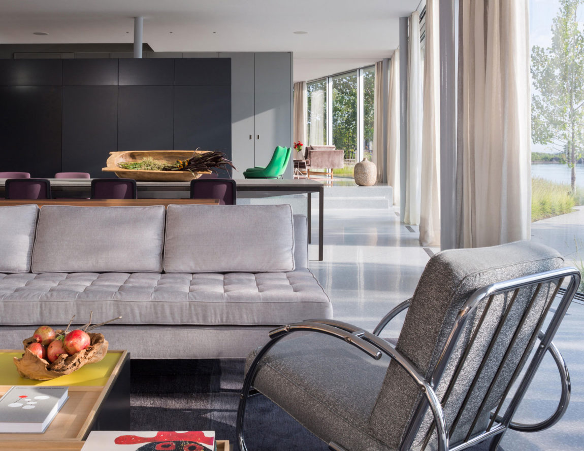 House to the Beach by Gluck+ (8)