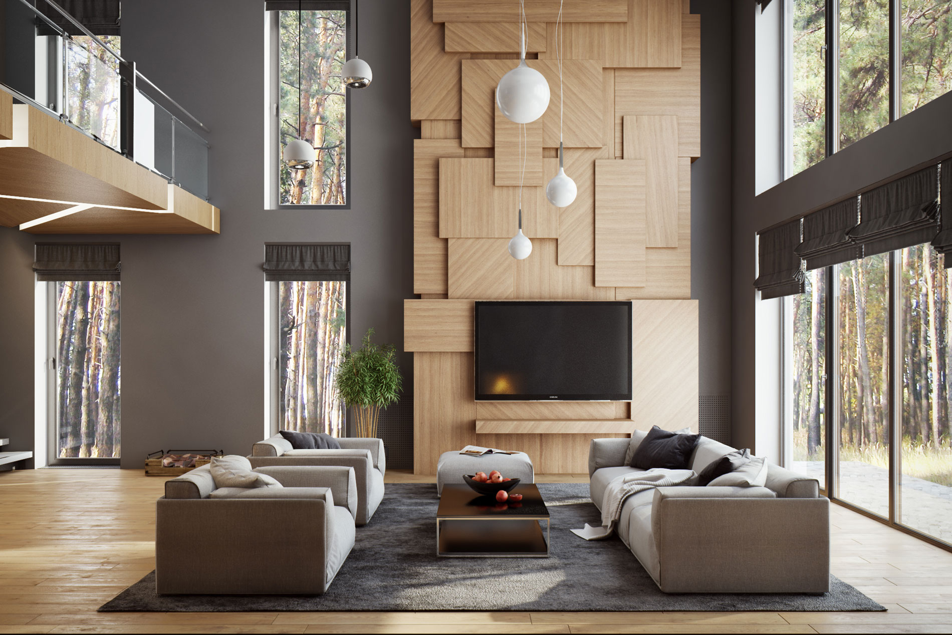 Buro 108 Designs a Chic Interior in Moscow, Russia