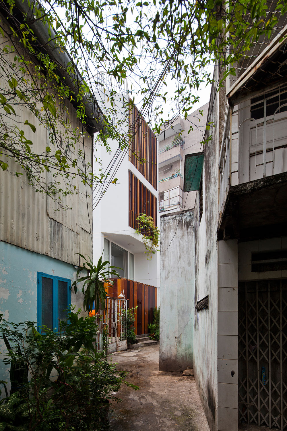 Micro Town House 4x8m by MM ++ ARCHITECTS (2)