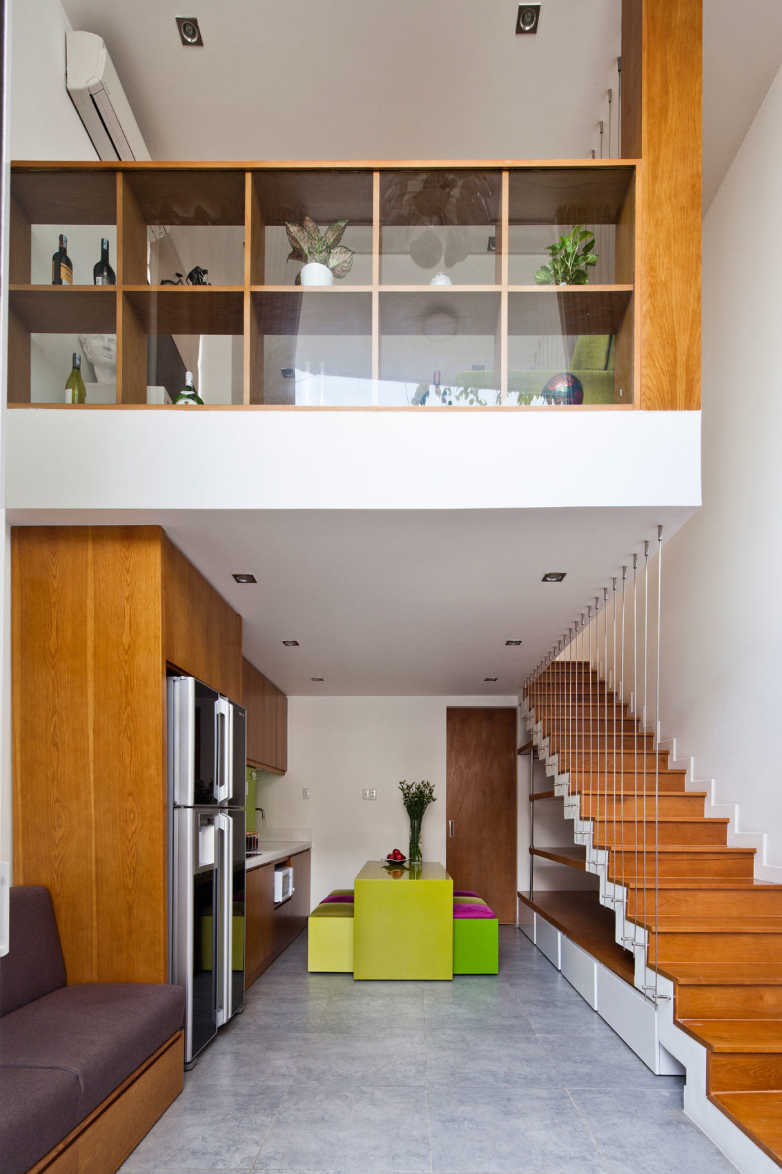Micro Town House 4x8m by MM ++ ARCHITECTS (9)