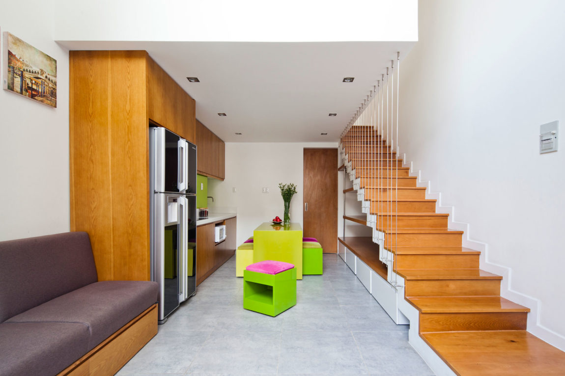 Micro Town House 4x8m by MM ++ ARCHITECTS (10)