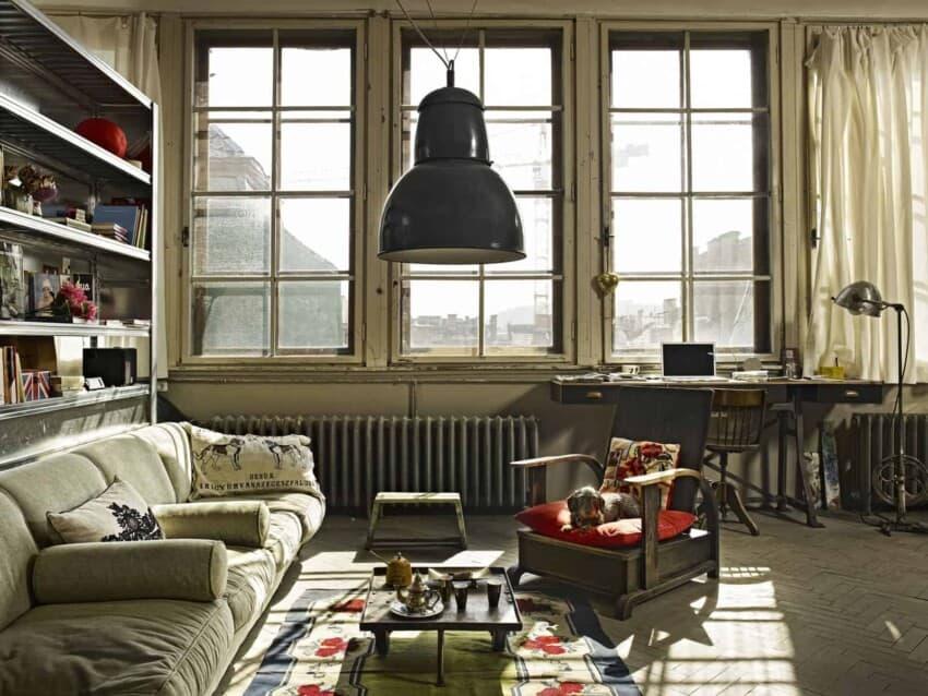 Studio Z Home Design Part - 18: View In Gallery Miniloft By A+Z Design Studio (1)