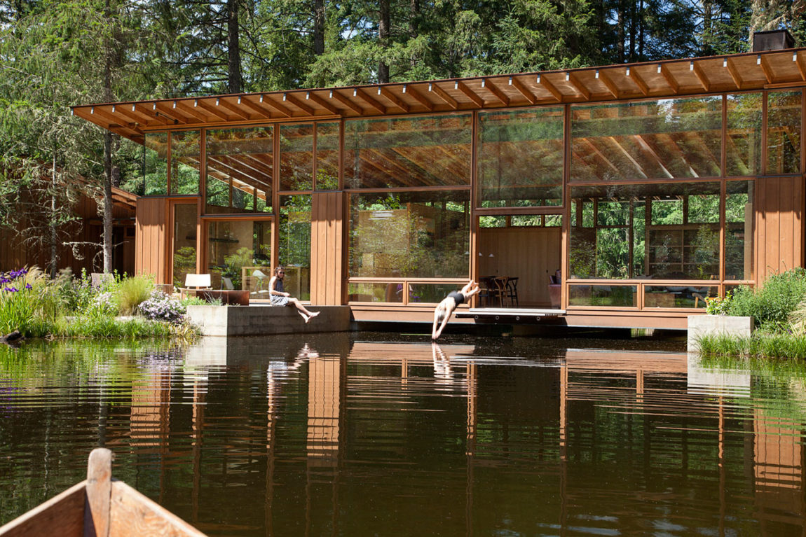 Newberg Residence by Cutler Anderson Architect (1)