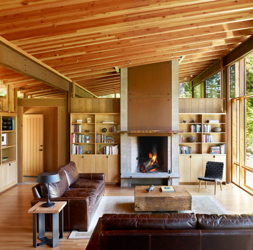 Newberg Residence by Cutler Anderson Architect (4)