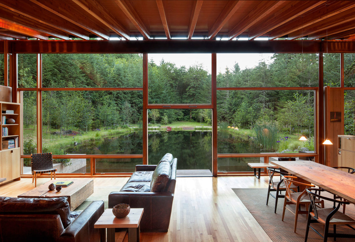 Newberg Residence by Cutler Anderson Architect (5)