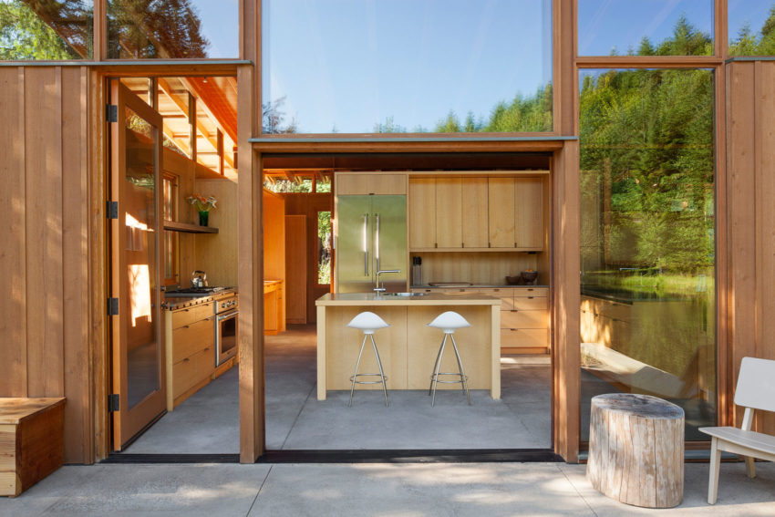 Newberg Residence by Cutler Anderson Architect (6)
