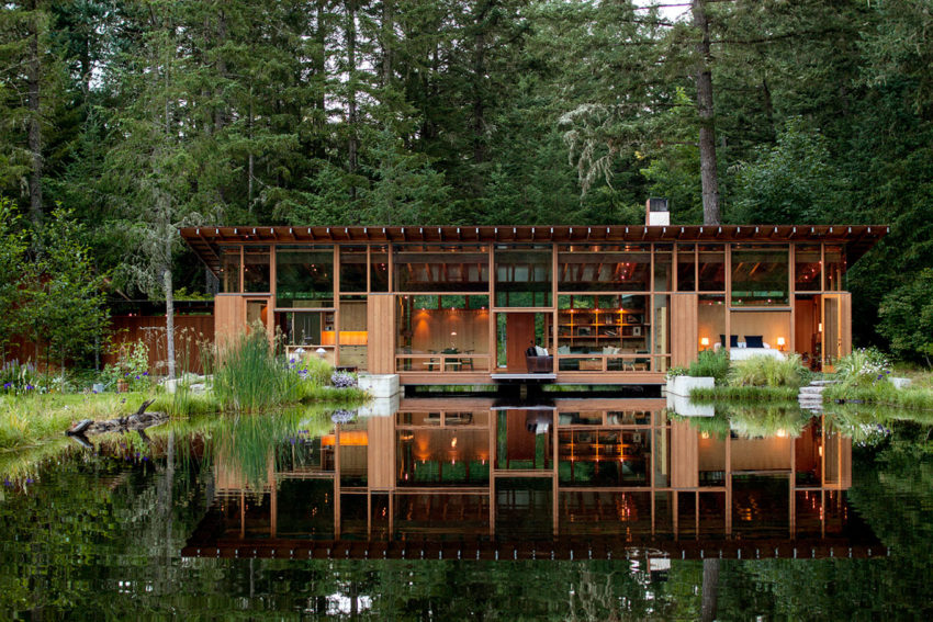 Newberg Residence by Cutler Anderson Architect (11)