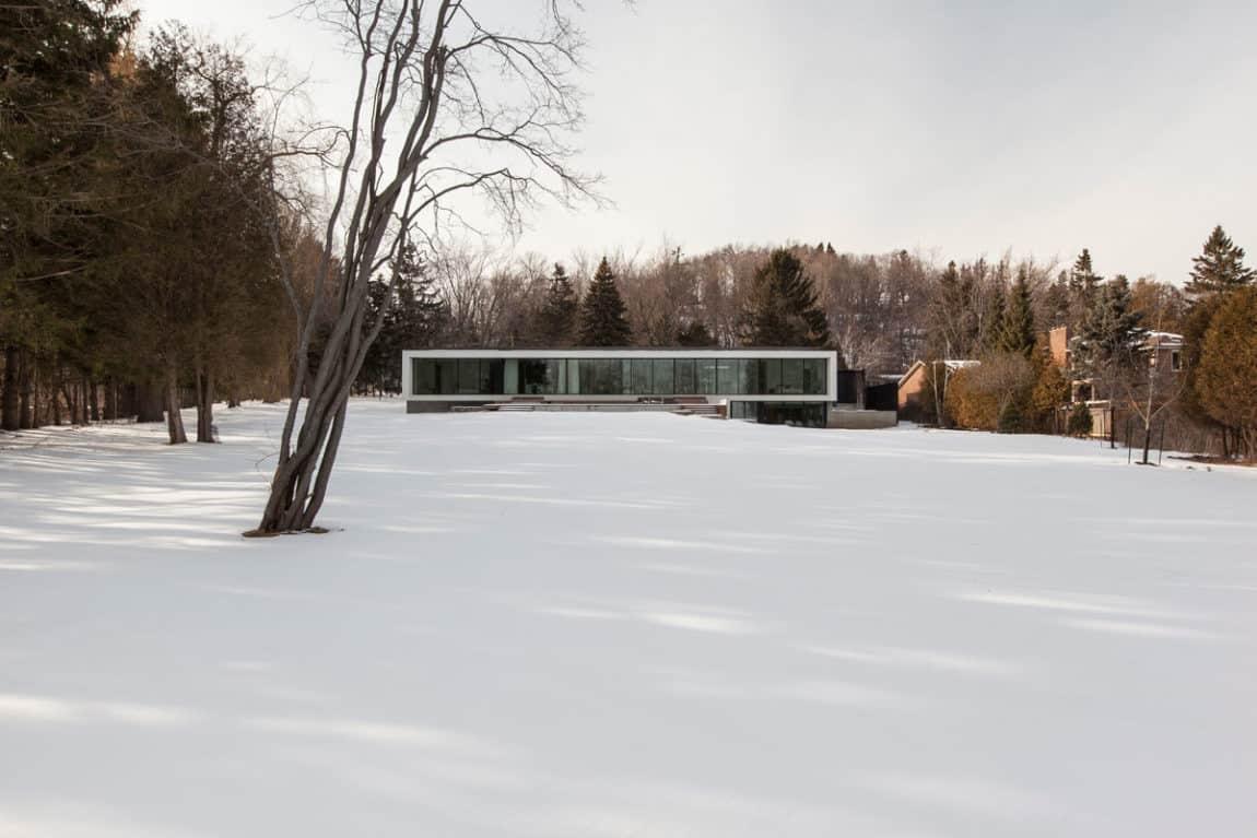 Opposited House by Reza Aliabadi (4)