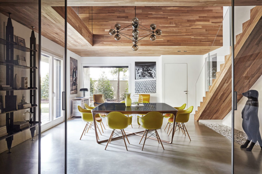 Private house by Christopher Ward Studio (23)